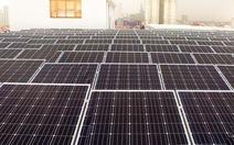 ĐH Tôn Đức Thắng sử dụng điện năng lượng mặt trời