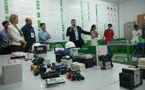 Xây dựng phòng thực hành để nâng cao đào tạo nghề điện