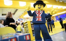 Cửa hàng Lego lớn nhất thế giới mở cửa tại Anh