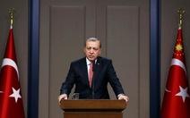 Khó vào Âu, Thổ dọa ngả về Nga