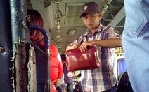 Phải xử lý băng nhóm móc túi, chiếm đoạt trên xe buýt