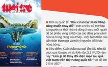 Đón đọc TTCT số 46 có trên sạp báo ngày 25-11