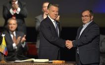 Chính phủ Colombia ký lại thỏa thuận hòa bình với FARC
