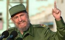 Lãnh đạo Việt Nam gửi điện chia buồn đến Cuba