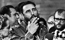 Cuộc đời lãnh tụ Fidel Castro qua những bức ảnh