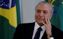 Đến lượt tân tổng thống Brazil bị cáo buộc tham nhũng