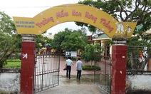 Cảnh cáo hiệu trưởng vụ hơn 100 trẻ nghỉ học