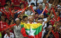 Myanmar quyết đấu Malaysia