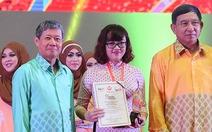 ASEAN ICT Awards 2016 trao giải Đồng cho phần mềm Big data