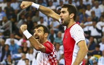 Điểm tin sáng 27-11: Croatia dẫn trước Argentina 2-1 ở chung kết Davis Cup