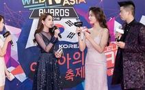 Chi Pu nhận giải thưởng lần thứ hai tại Hàn Quốc