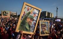 Chín ngày quốc tang tưởng nhớ lãnh tụ Fidel Castro