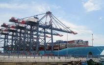 Cảng Tân Cảng - Cái Mép đón container thứ 1 triệu