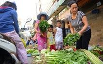 Giá thực phẩm, y tếtăng mạnh