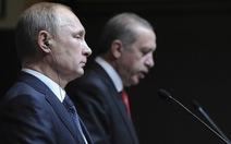 Thổ Nhĩ Kỳ sẵn sàng bồi thường vụ bắn hạ Su-24 Nga