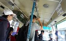 Bạn đọc hiến kế tự bảo vệ mình khi đi xe buýt