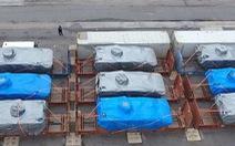 """Singapore """"đấu dịu"""" với Trung Quốc trong vụ tạm giữ xe bọc thép"""