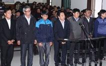 Nguyên chủ tịch huyện ra tòa vì kê khống đất đền bù