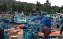 Nổ bình ga tàu cá, 1 người bị mất tích, 1 người bỏng nặng