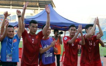 Vũ Minh Tuấn không đi Indonesia vì cha bệnh nặng