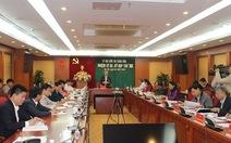 Vụ Trịnh Xuân Thanh: thi hành kỷ luật nhiều cán bộ cao cấp