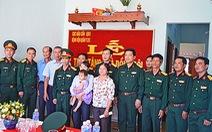 """Bệnh viện Quân y 211 trao tặng """"Nhà đồng đội"""""""