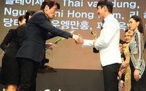 Nghệ sĩ Việt tiếp tục nhận giải tại Hàn Quốc