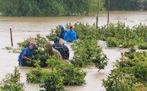 Thêm 3 người chết do lũ lụt ởBình Định