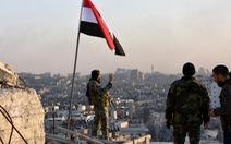 Toan tính ở Aleppo