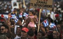 Cuba chuẩn bị an táng chủ tịch Fidel Castro