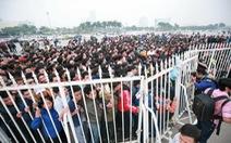 """Thị trường vé """"chợ đen"""" trận VN-Indonesia hạ nhiệt"""