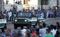 Lãnh tụ Fidel Castro an nghỉ tại đất thiêng Santiago