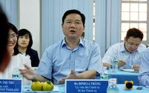"""Bí thư Đinh La Thăng: """"Cần tiến tới xã hội hóa Trường ĐH Sài Gòn"""""""