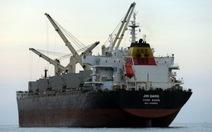 Thêm một tàu đến Phú Quốc chở cát đi Singapore