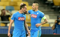 Lượt cuối vòng bảng Champions League: Napoli sẽ vượt khó?