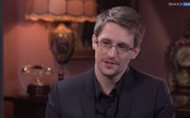 Snowden hi vọng được ân xá trước khi ông Trump vào Nhà Trắng