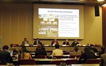 80 đại biểu dự hội thảo quốc tế về Biển Đông