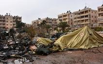 Nga, Trung Quốc bác dự thảo nghị quyết ngừng bắn Aleppo