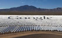 Năm 2017 Google sẽ sử dụng 100% năng lượng tái tạo