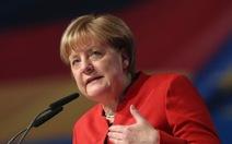 Thủ tướng Đức tán thành cấm mang mạng che mặt