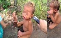 Đã bắt được nghi can vụ hành hạ trẻ em gây phẫn nộ