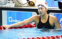 Ánh Viên phạm quy ở đợt bơi CK 400m hỗn hợp cá nhân giải thế giới