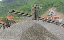 Điều kiện hộ kinh doanh khai thác khoáng sản làm vật liệu xây dựng