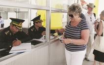 Biểu phí xuất nhập cảnh, cư trú tại Việt Nam