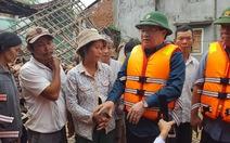 Bình Địnhđề nghị hỗ trợ 300 tỉ đồng khắc phục hậu quả lũ