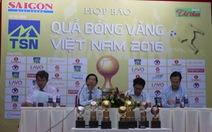 15 cầu thủ được đề cử giải thưởng Quả bóng vàng 2016