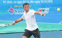 Hoàng Nam đăng quang Giải các cây vợt xuất sắc toàn quốc 2016