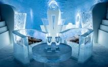 Thụy Điển mở khách sạn băng vĩnh cửu đầu tiên thế giới