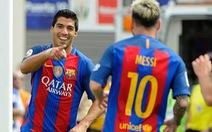 Điểm tin sáng 10-12: Messi và Suarez sắp gia hạn hợp đồng với Barca