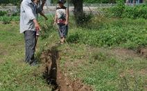 Tìm giải pháp khắc phục sụt lún quốc lộ 1 đoạn qua Phú Yên